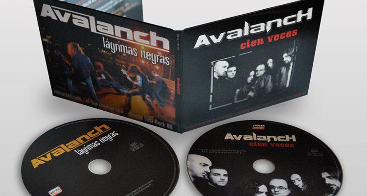 Cien Veces - Lágrimas Negras (CD)