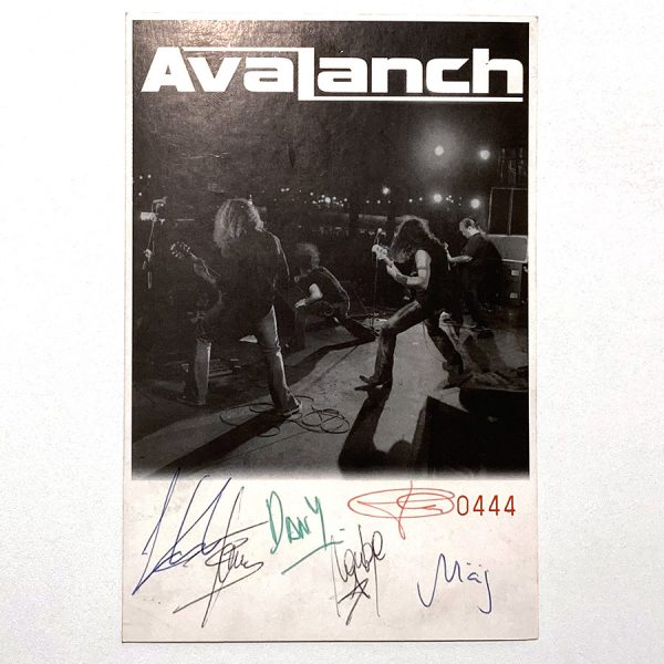 Postal Avalanch