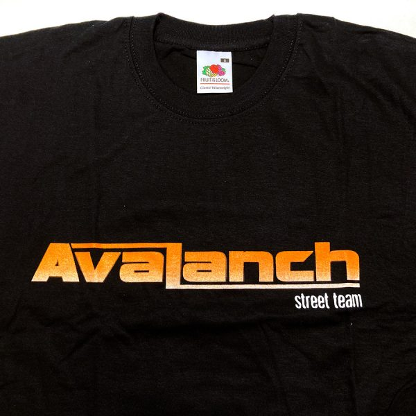 "Camiseta Avalanch ""Street Team» (chico)"
