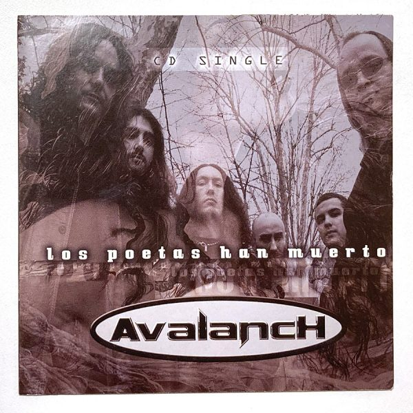 «Los Poetas Han Muerto» Lucero + Alborada – CD Single (2003)